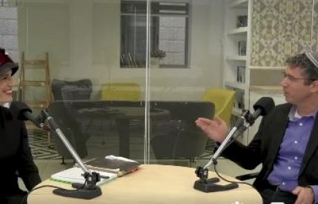 הר' ימימה מזרחי בראיון חוצה מגזרים בתוכניתו של הר' חיים נבון