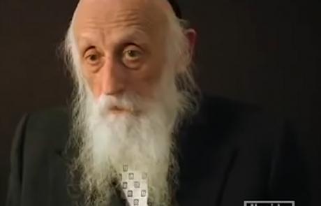 כיצד לובסטרים גדלים? – הרב טברסקי (באנגלית עם תרגום לעברית)
