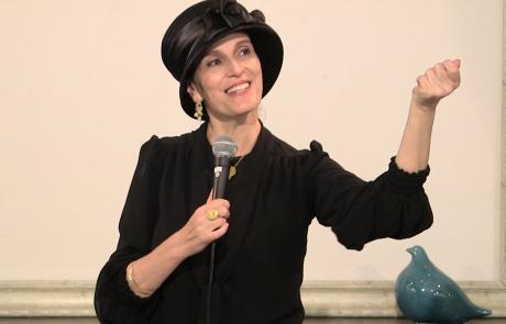 שיעור לסוכות | הרבנית ימימה מזרחי