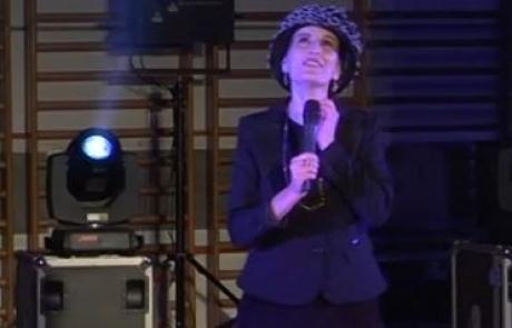 הרבנית ימימה מזרחי – ההרצאה מהכנס בקרני שומרון – פרשת וישלח