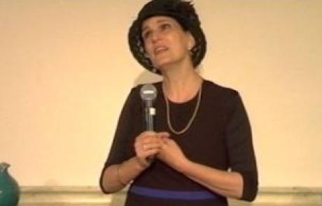 Rabanit Yemima Eulogizes Our Boys- with Multilingual Translation