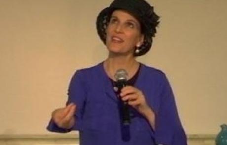 R' Yemima Mizrachi – Parashat Ki Tavo – with Multilingual Translation