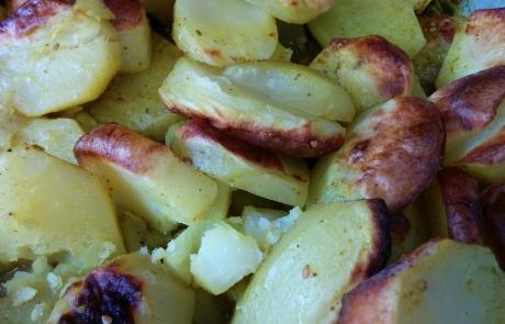 תפוחי אדמה בתנור ב-5 דקות | נורית אילון הירש