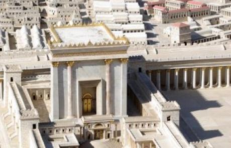 כך נבנה את בית המקדש | אילנה כהן