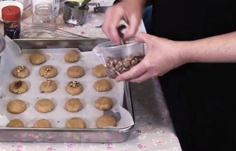עוגיות טחינה | תמר רוזן