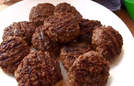 המבורגר וקבב ביתיים | נורית אילון הירש