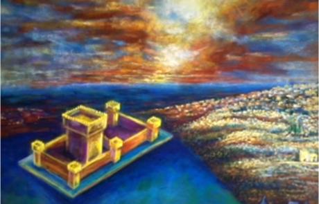 האישה במקדש – מסע נשי בזמן – צפורה פילץ