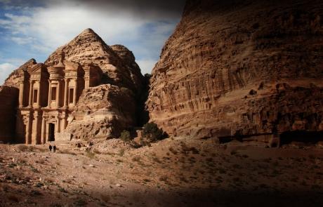 מסע מרתק להילולת אהרון הכהן במקום קבורתו בהור ההר שבפטרה ירדן 31.7-1.8.2019