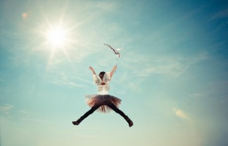 ריקוד החיים | רחל וינשטיין
