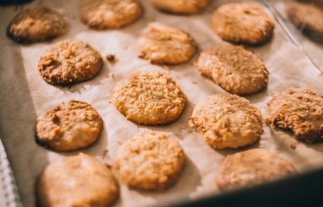 עוגיות שקדים לפסח | נורית אילון הירש