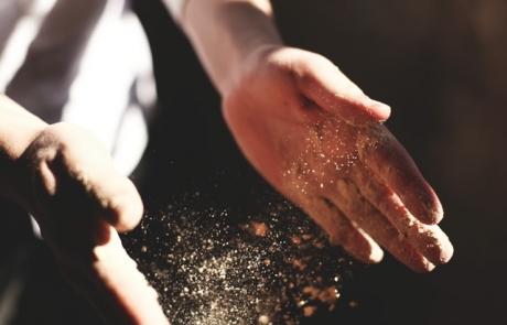 אבק זה לא חמץ | הרב צבי דוד שוורץ | הלכות פסח 1