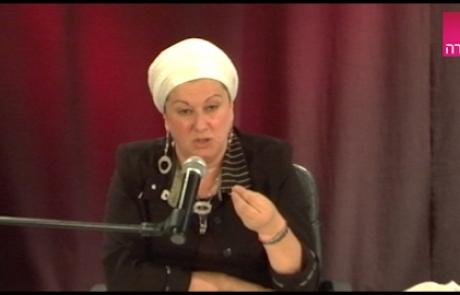 הר' שולמית שריג – עבודת המידות פוגשת את העבודה של ביירון קייטי – קבלת תוכחה